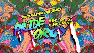 Pride Orgy @ Portland | Oregon | United States