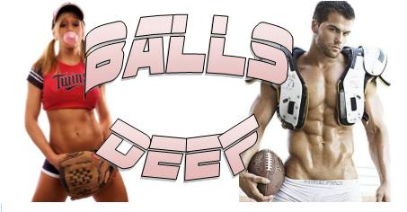 Balls Deep Sports Party