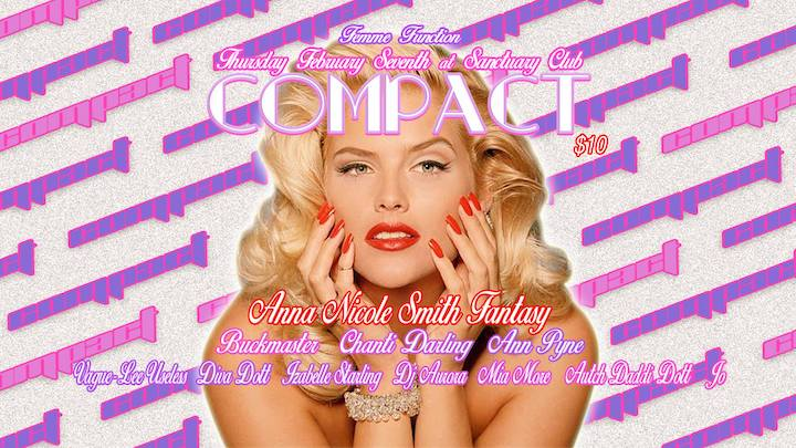 Compact: Anna Nicole Smith Fantasy