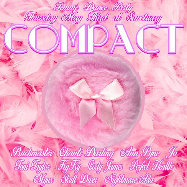 Compact : Femme Dance Party