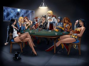 Game Bang! Strip Poker!