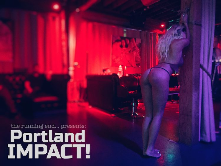 Portland Impact! Valentines Day Edition