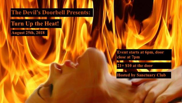 The Devil's Doorbell: Turn up the Heat!