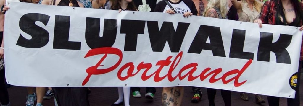 Sanctuary Does Slutwalk!