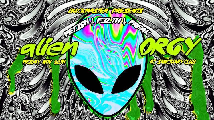 Alien Orgy