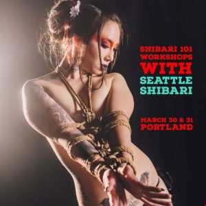 Shibari 101: SOLD OUT