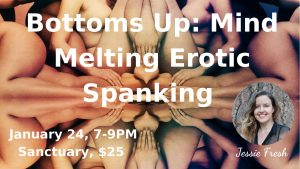 Bottoms Up: Erotic Spanking