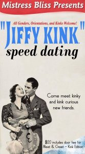 Jiffy Kink: Speed Dating