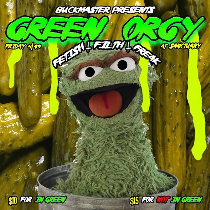 Green Orgy