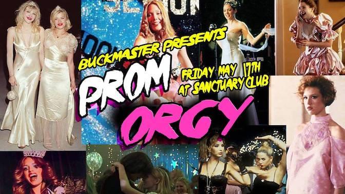 Prom Orgy