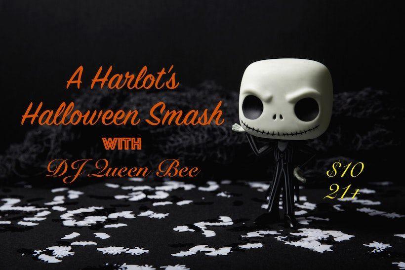 Devils Doorbell: Harlots Halloween Smash