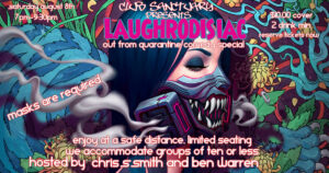 Laughrodisiac: Rising from the Ashes
